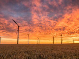 Windturbines - Debat Klimaatdoelstellingen