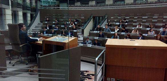 Vlaams Jeugdparlement 2016