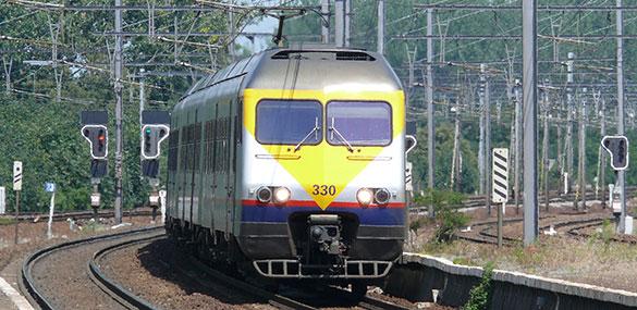 Vlaamse spoorstrategie - NMBS