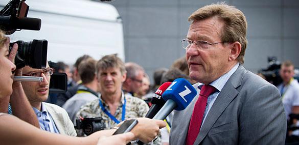 Begroting Johan Van Overtveldt