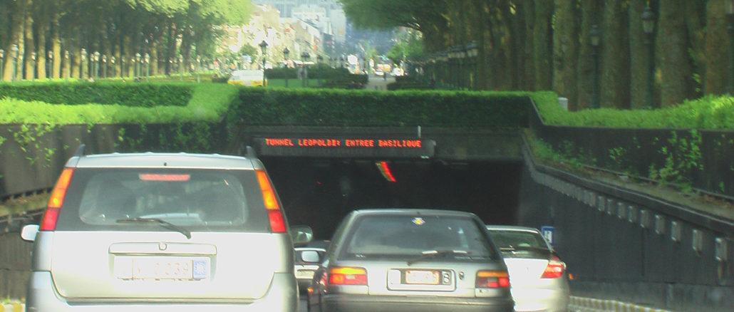Leopold II - tunnel