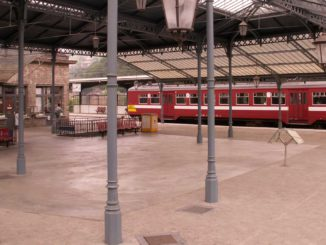 treinstation Pepinster