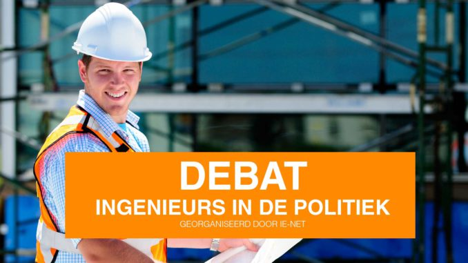 Debatavond: ingenieurs in de politiek