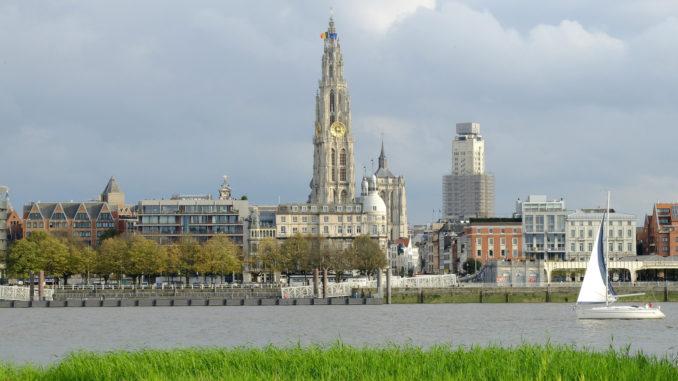 Antwerps stroomplan