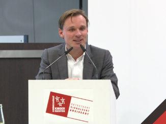 Bruno Vanobbergen van hetKinderrechtencommissariaat