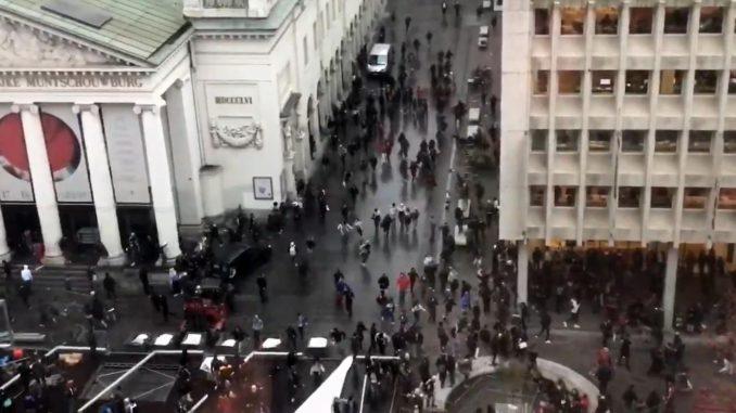 Rellen in Brussel